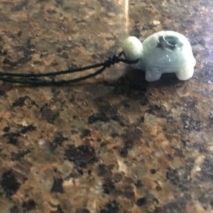 Lucky 🍀 Turtle Necklace